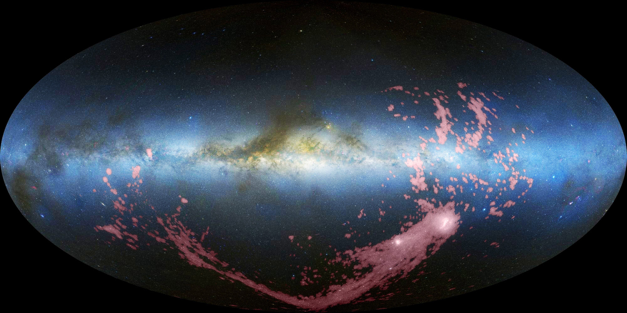 NASA's Hubble Space Telescope Finds Source of Magellanic ...